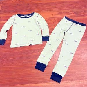 Ralph Lauren boys pajamas